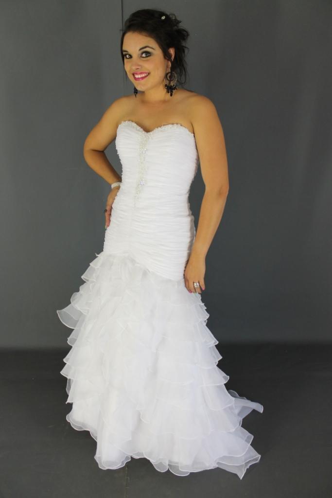 Wds11 D23wa2051 Wedding Dress Gowns Trourokke All